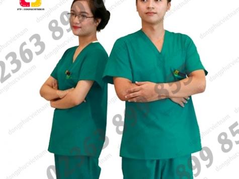 Mẫu đồng phục bệnh viện 08