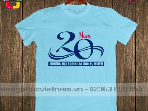 Mẫu áo thun kỷ niệm 19